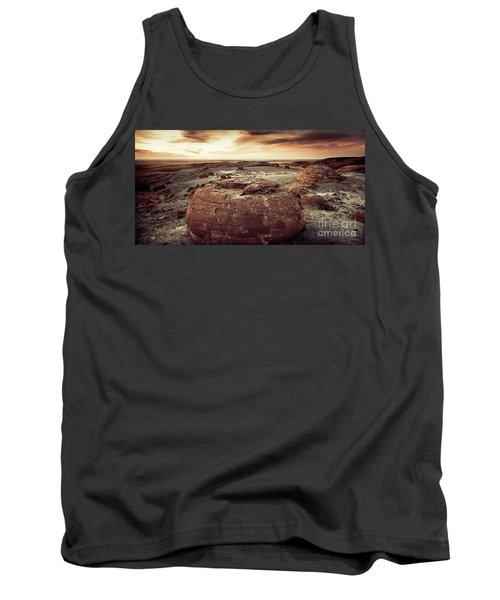 Daylight Leaving Redrock Tank Top