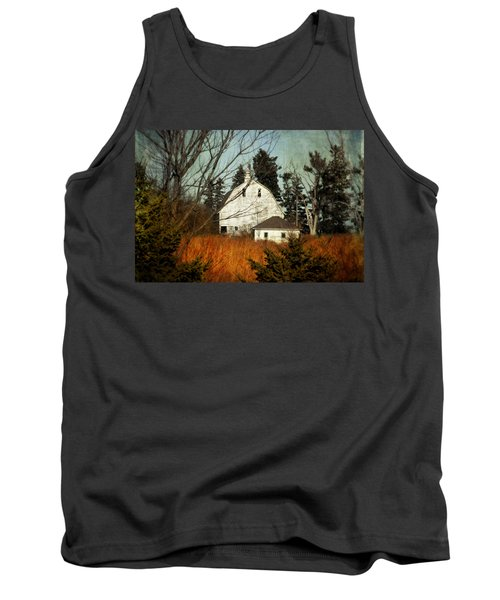 Tank Top featuring the photograph Days Gone By by Julie Hamilton
