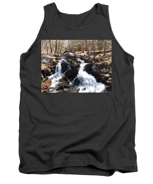 Deans Ravine Tank Top by Catherine Gagne