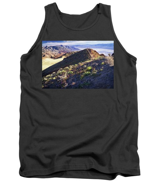 Death Valley At Spring Tank Top