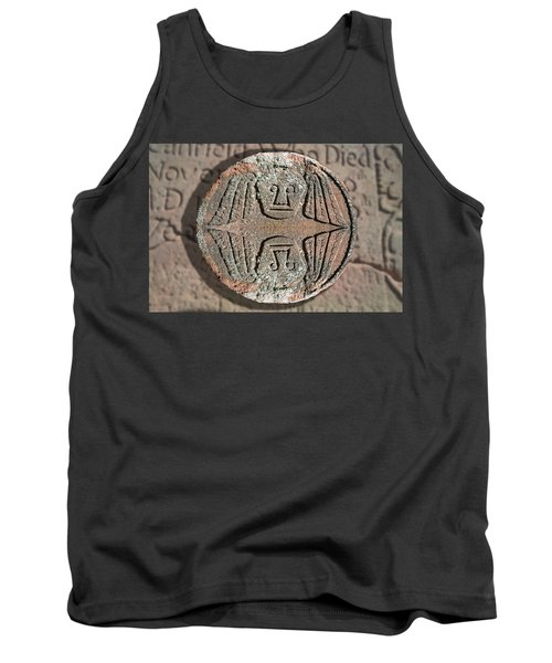 Death's Head For Rufse Canfield Tank Top