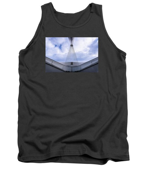 Deconstruction Theory Tank Top by Randy Scherkenbach
