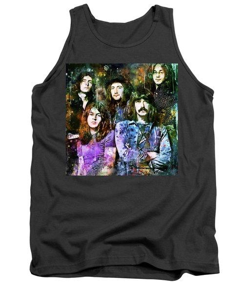 Deep Purple Together Tank Top