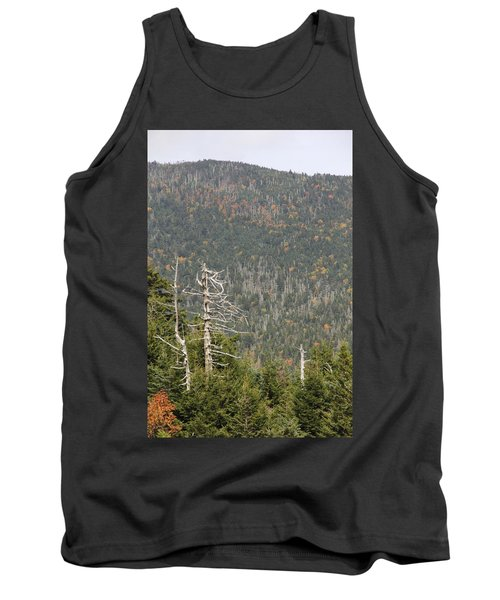 Deeper Into Forest Tank Top