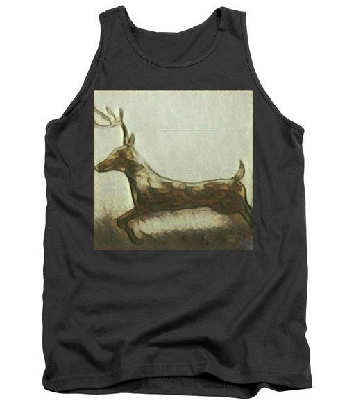 Deer Energy Tank Top