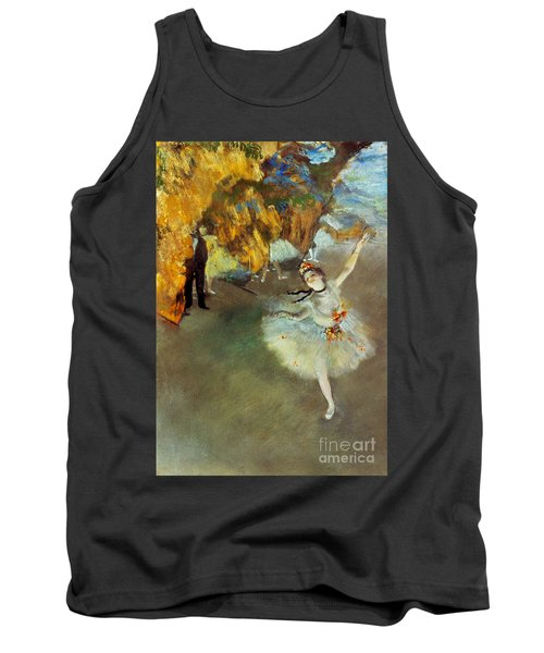 Degas Star, 1876-77. To License For Professional Use Visit Granger.com Tank Top