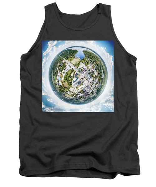 Tank Top featuring the photograph Delafield by Randy Scherkenbach