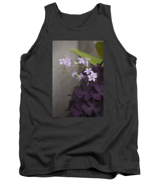 Delicate And Dark Tank Top by Morris  McClung