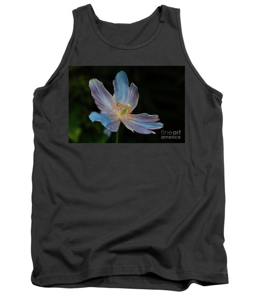 Delicate Blue Tank Top