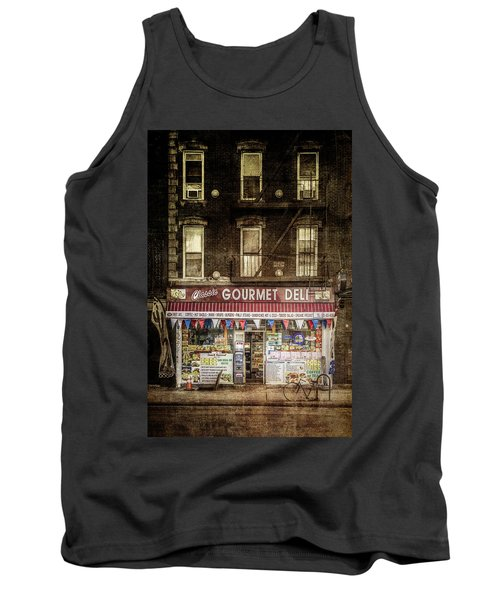 Delightful Tank Top by Russell Styles