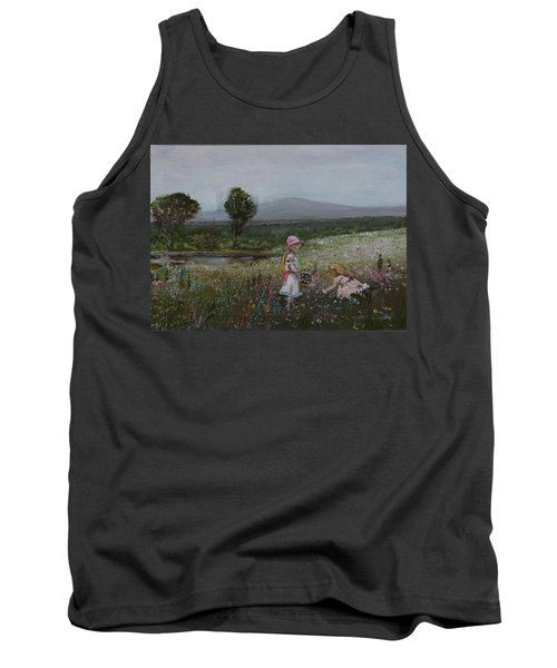 Delights Of Spring - Lmj Tank Top