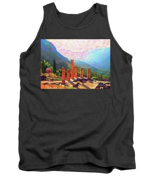 Delphi Magic Tank Top by Jane Small