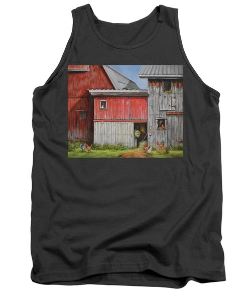 Deluxe Accommodations Tank Top