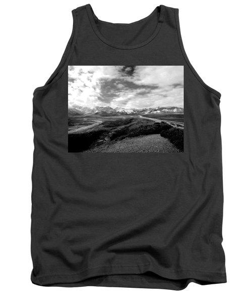Denali National Park 4 Tank Top