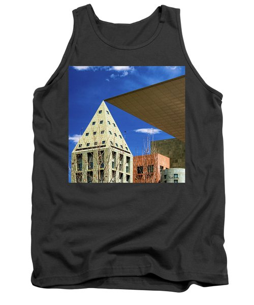 Denver Urban Geometry Tank Top