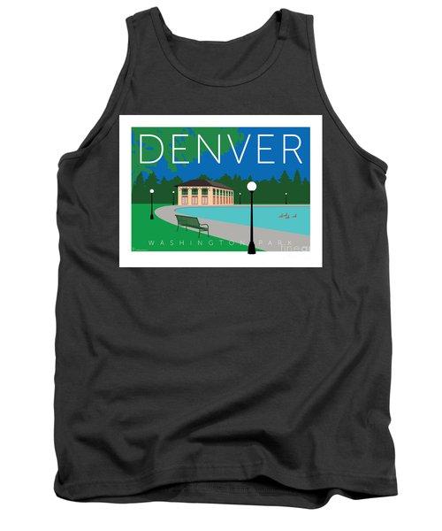 Denver Washington Park Tank Top