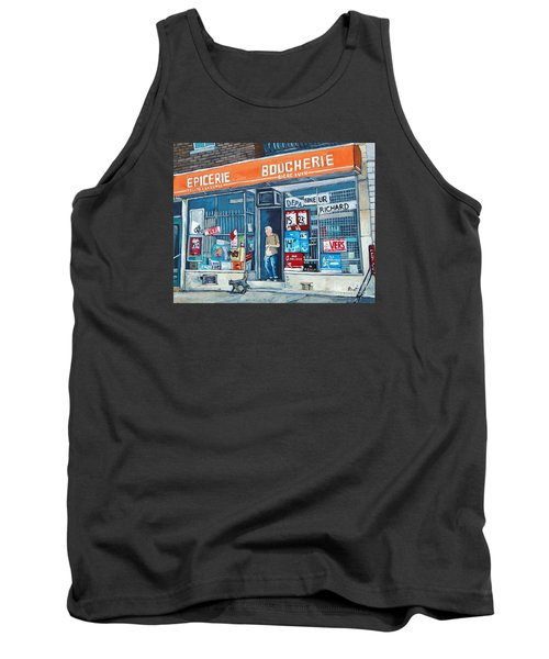 Depanneur Richard Tank Top