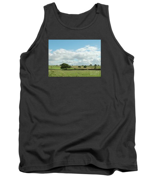 Derbyshire Landscape Tank Top