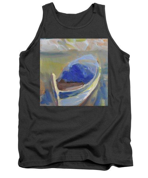 Derek's Boat. Tank Top