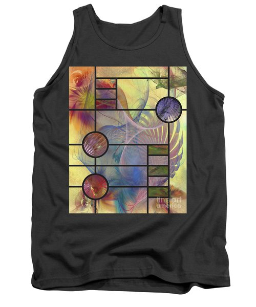 Desert Blossoms Tank Top by John Robert Beck