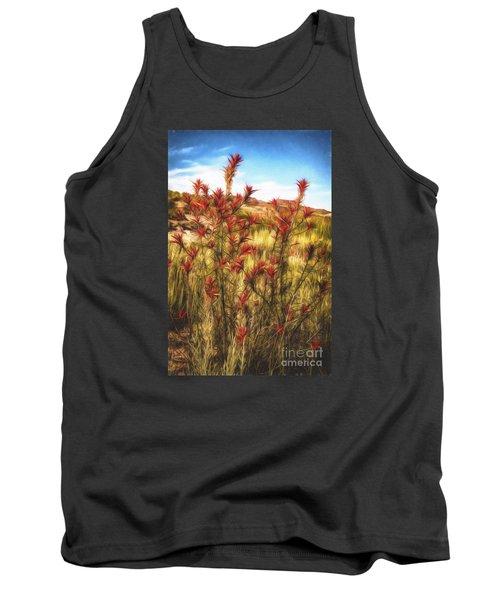 Desert Flora  ... Tank Top