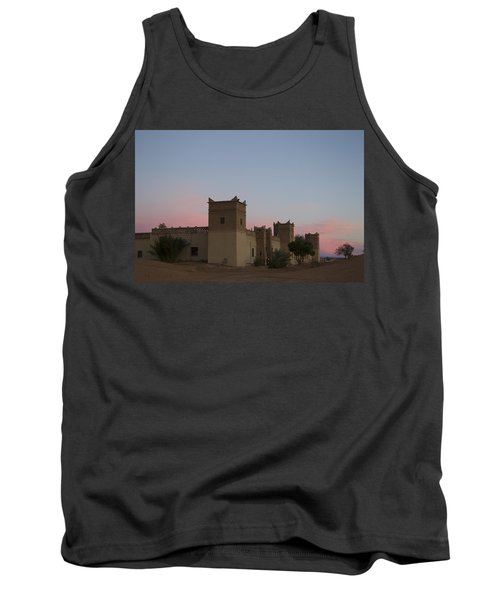Desert Kasbah Morocco Tank Top