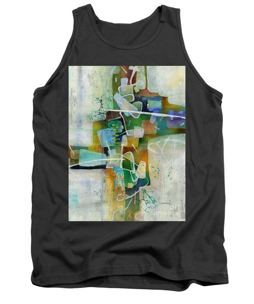 Desert Pueblo  Tank Top by Hailey E Herrera