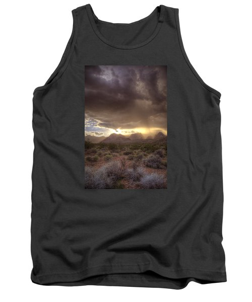 Desert Rain Tank Top