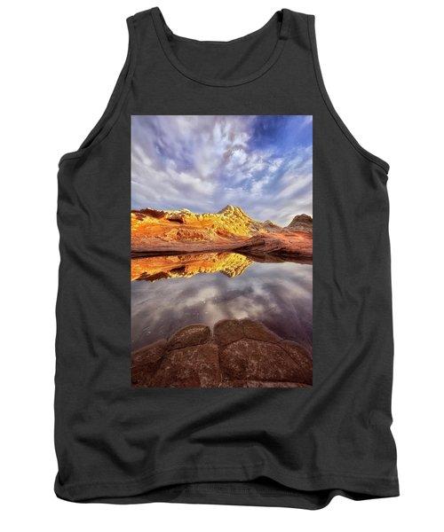 Desert Rock Drama Tank Top