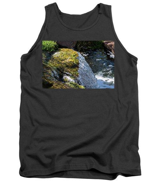 Desert Waterfall Tank Top