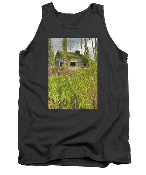 Deserted Tank Top by Dale Stillman