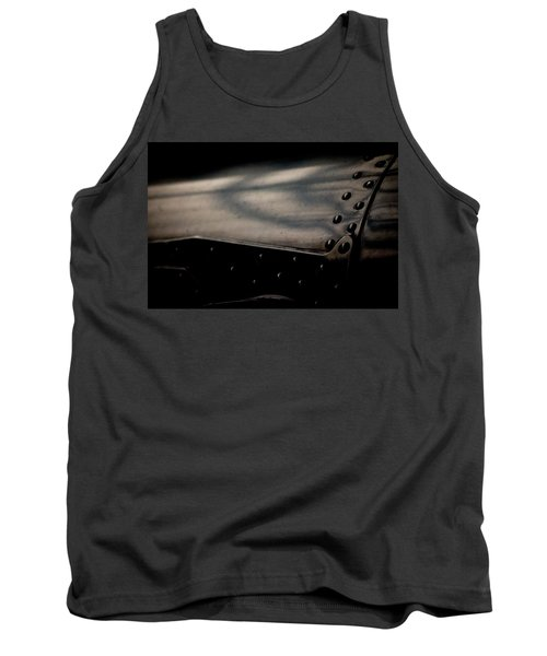 Tank Top featuring the photograph Design by Paul Job