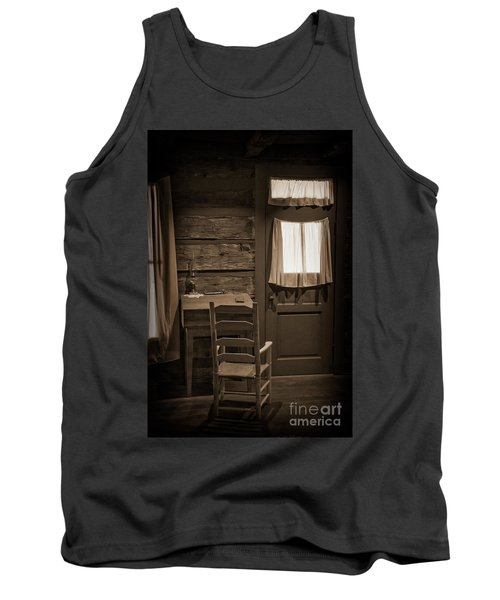 Desk And Chair Tank Top