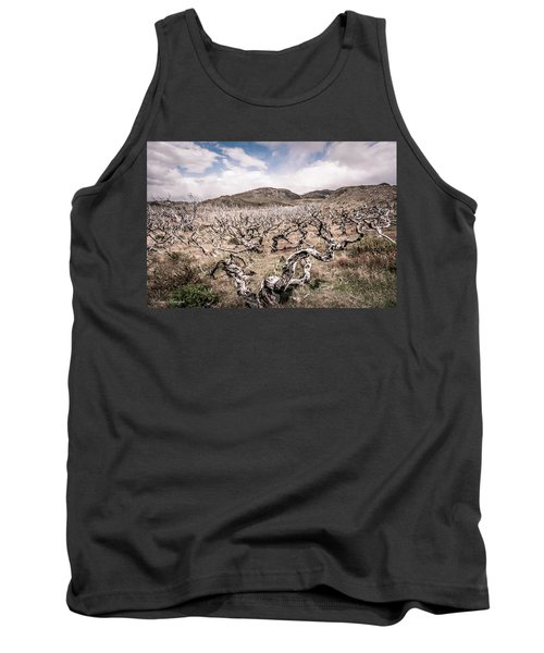 Tank Top featuring the photograph Desolation by Andrew Matwijec