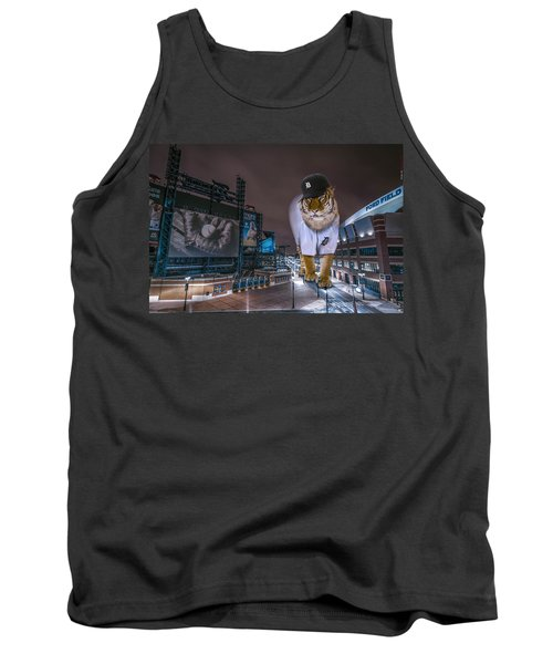 Detroit Tigers At  Comerica Park Tank Top