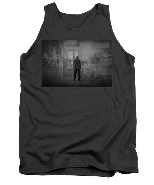 Detroit Dreaming Tank Top