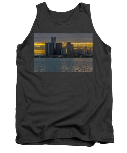 Detroit Versus Everybody  Tank Top