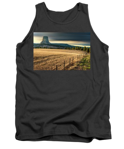 Devil's Field Tank Top
