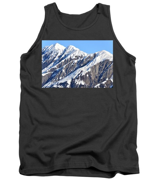 Devils Food With Frosting - Wrangall St. Elias Tank Top