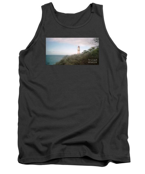 Diamond Head Light House Tank Top
