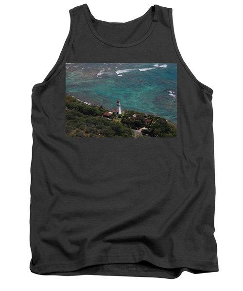 Diamond Head Lighthouse I Tank Top