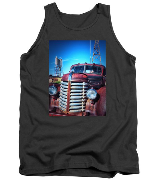 Diamond T Tank Top