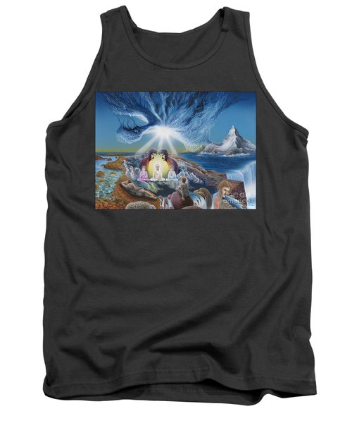 Diary Of Third Recognition Tank Top