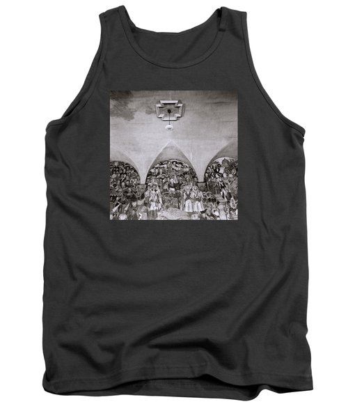 Diego Rivera Tank Top by Shaun Higson