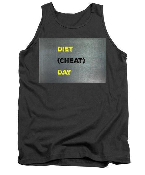 Diet Day? #1 Tank Top