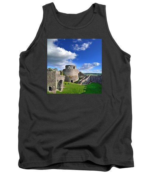 Dinefwr Castle 1 Tank Top