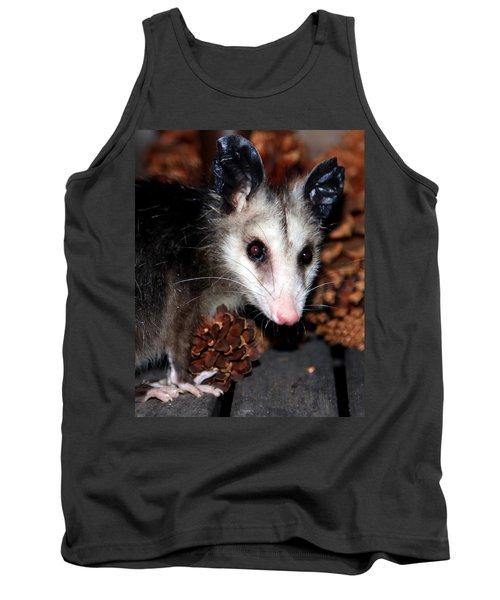 Dining Possums Vi Tank Top
