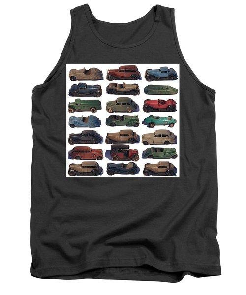 Dinky Car Park Tank Top