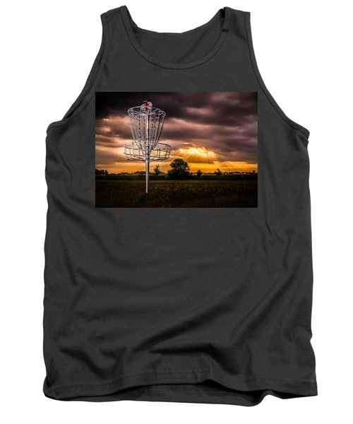 Disc Golf Anyone? Tank Top