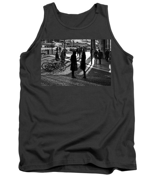 Discussion Tank Top